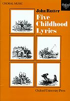 Five Childhood Lyrics