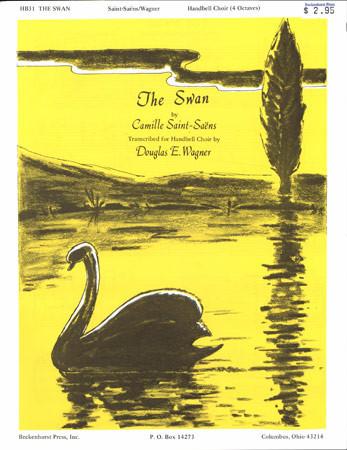 Swan by SAINT-SAENS / WAGNER| J W  Pepper Sheet Music