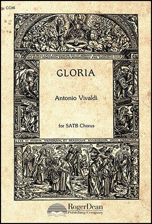 Gloria, RV589