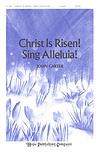 Christ Is Risen Sing Alleluia