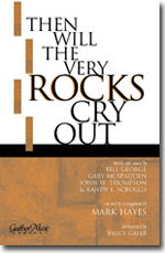 Then Will the Very Rocks Cry Out Cover