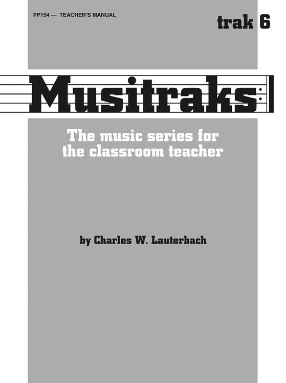 Musitraks-Book 6-Teachers