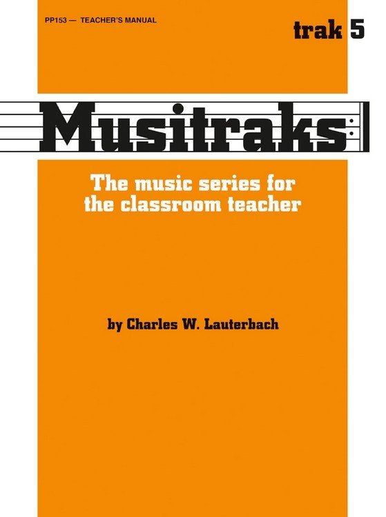 Musitraks-Book 5-Teachers