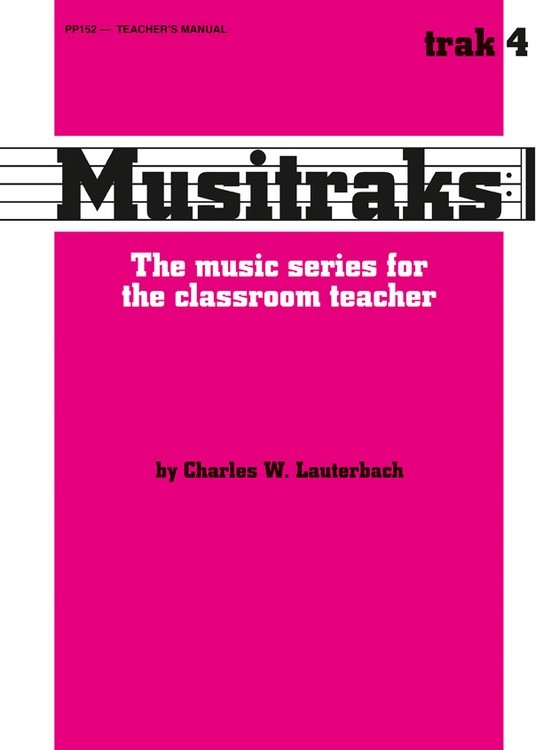 Musitraks-Book 4-Teachers