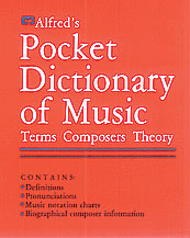 Pocket Dictionary of Music
