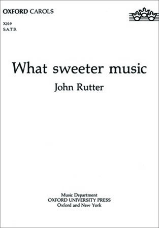 What Sweeter Music Thumbnail