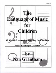 Language of Music for Children