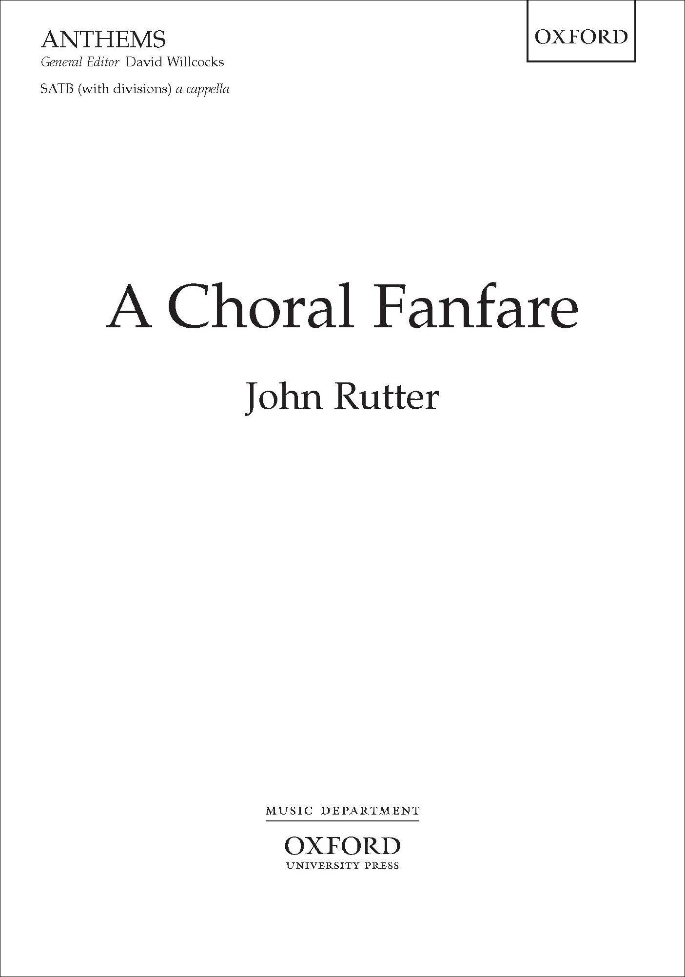 Choral Fanfare Thumbnail