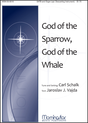 God of the Sparrow God of the Whale