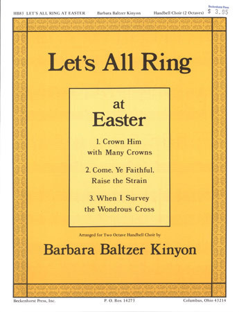 Lets All Ring at Easter
