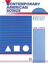 Contemporary American Songs