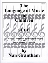Language of Music for Children No. 2