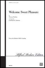 Welcome Sweet Pleasure
