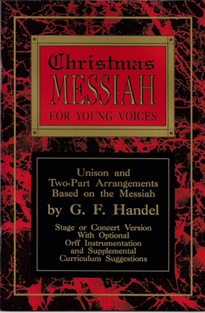 Christmas Messiah for Young Voices