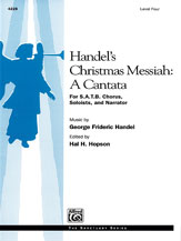 Handels Christmas Messiah-Singers