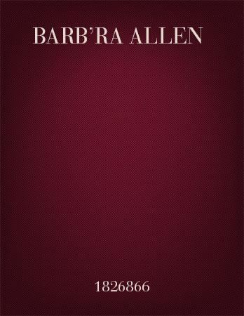 Barbra Allen