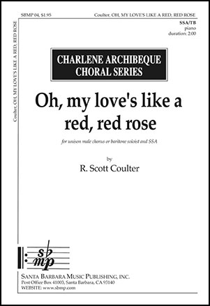 O My Loves Like a Red Red Rose
