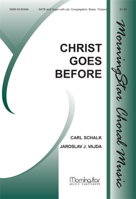 Christ Goes before