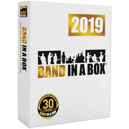 Band in a Box Pro 2018