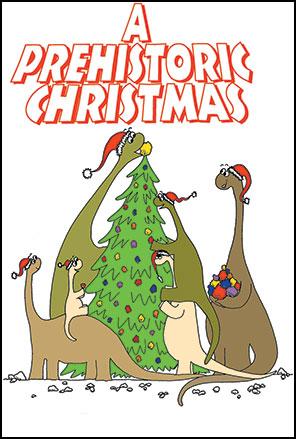 Prehistoric Christmas-Perf Kit/Cass