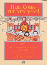 Here Comes the New Year-Book
