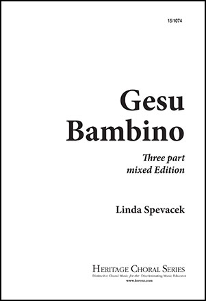 Gesu Bambino Cover