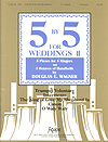 Five by Five for Weddings Vol. 2