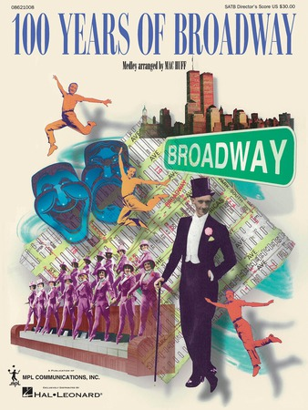 100 Years of Broadway Cover