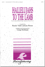 Hallelujahs to the Lamb