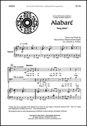 Alabare-Sing Allelu