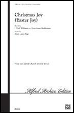 Christmas Joy (Easter Joy)