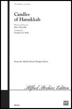 Candles of Hanukkah