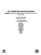 Let There Be Peace on Earth         Cover