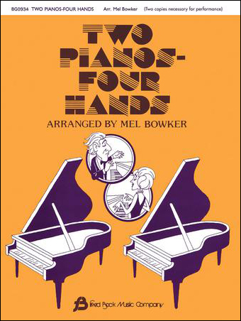 Two Pianos Four Hands