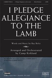 I Pledge Allegiance to the Lamb