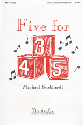 Five for Threes Fours and Fives