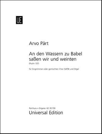 An Den Wassern Zu Babel-Score
