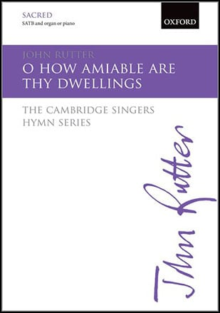 O How Amiable Are Thy Dwellings