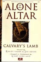 Alone on the Altar-Choral Book
