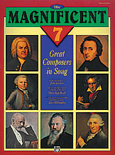 Magnificent Seven: Great Composers in Song
