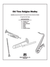Old Time Religion Medley Thumbnail