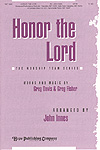 Honor the Lord