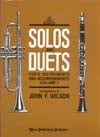 Solos and Duets for B-flat Instruments