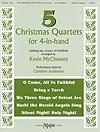Five Christmas Quartets