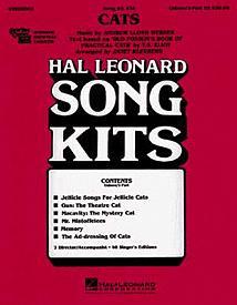 Hal Leonard Song Kit No. 35-Cats