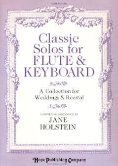 Classic Solos for Flute and Keyboard