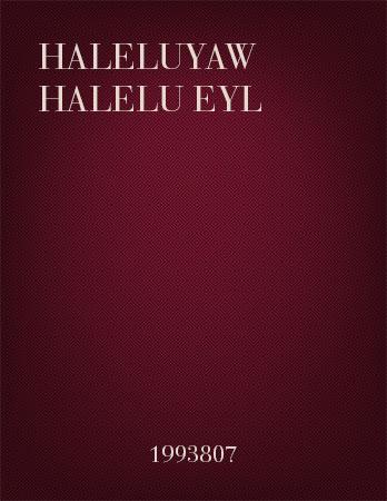 Haleluyaw Halelu Eyl