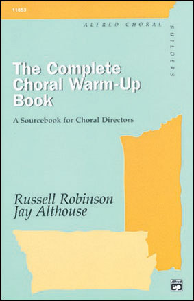 The Complete Choral Warm-Up Book Thumbnail
