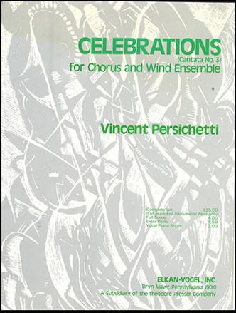 Celebrations-Cantata No. 3
