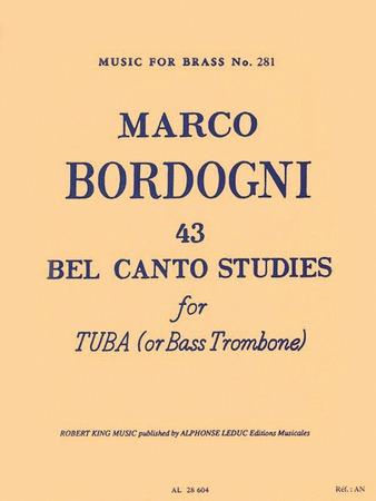 43 Bel Canto Studies